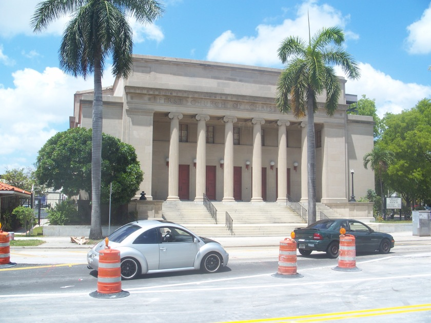 Miami, FL - First Church of Christ Scientist