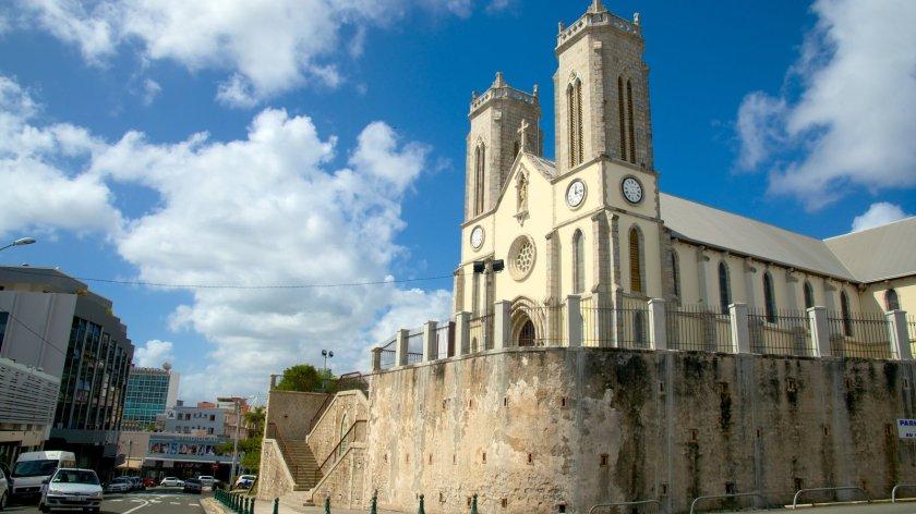 New Caledonaia - Noumea Cathedral