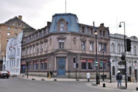 Puntas Arenas, Chile - Historic Building