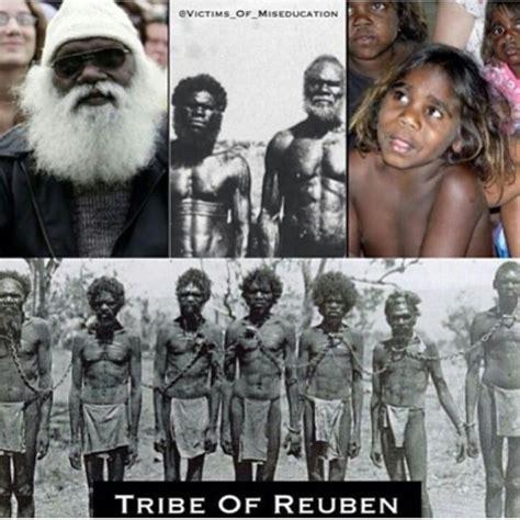 Reuben Aborigine
