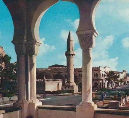 Somalia Architecture