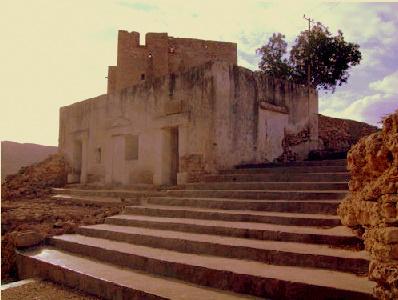 Somalia - Eyl Dervish Castle