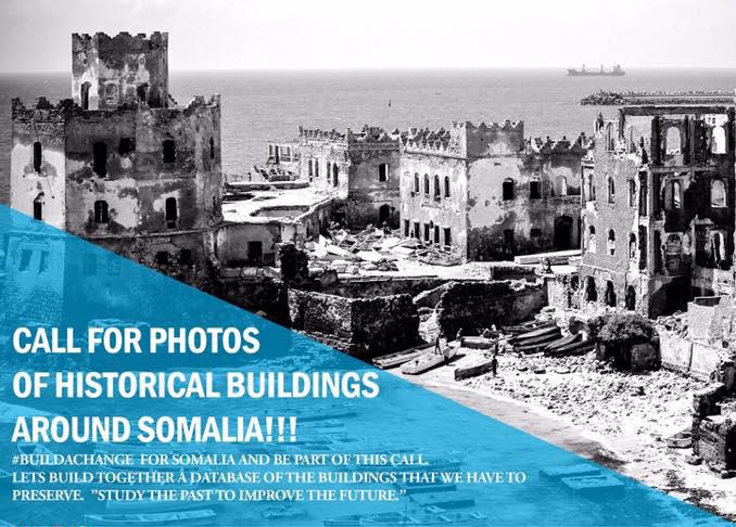 Somalia - historic ruins
