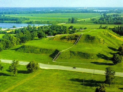 St. Louis - Cahokia Mounds