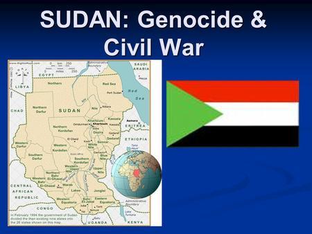 Sudan Civil War