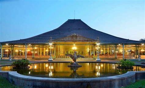 Surakarta - Mangkunegaran palace