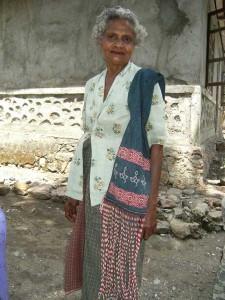 West Timor - Helong Weaver 2