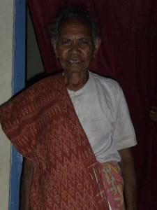 West Timor - Helong Weaver