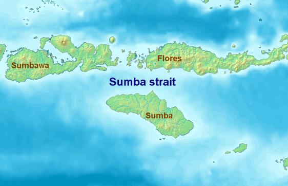 West Timor - Sumba_Strait