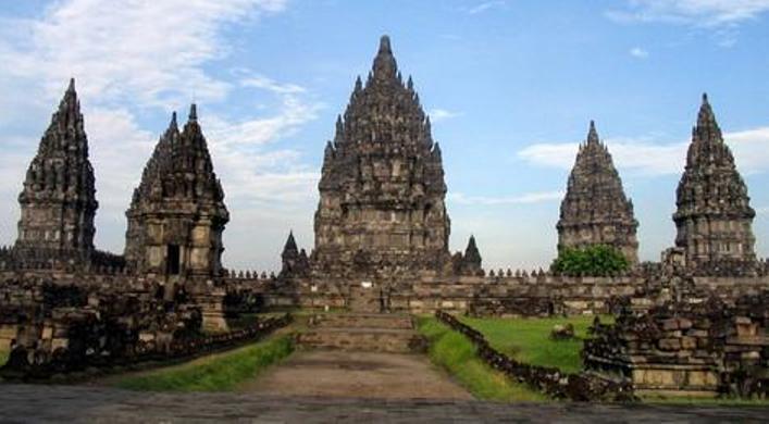 Yogyakarta - Hindu_Prambanan_Temple