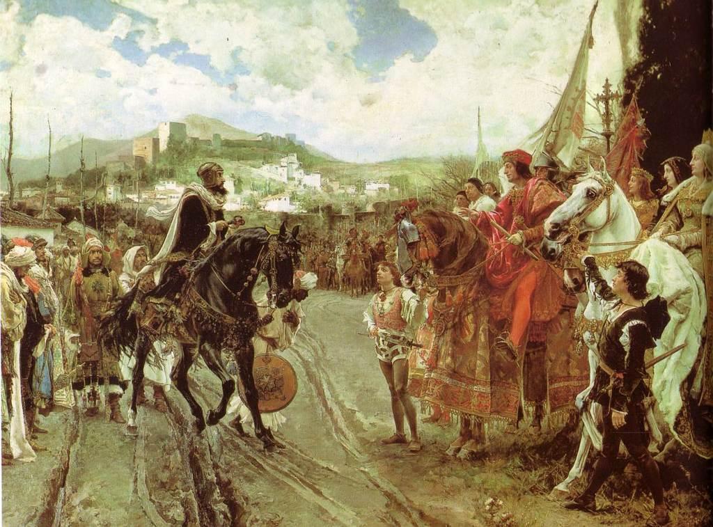 1492 - Moors Expulsion from Spain