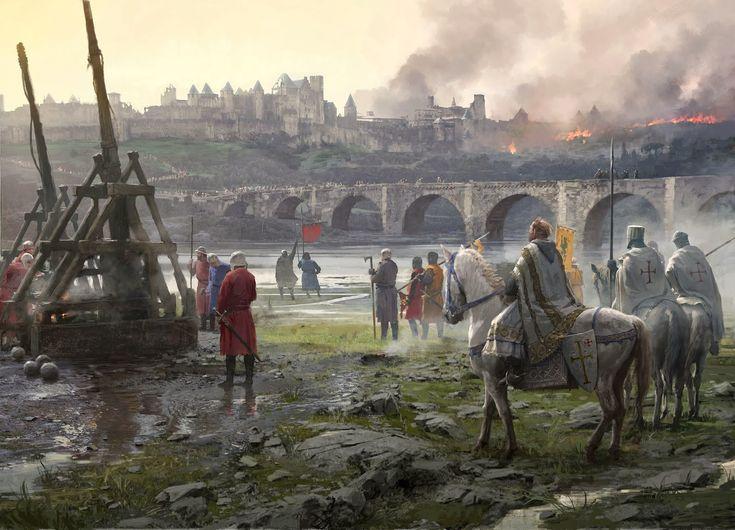 Albigensian Crusade 1
