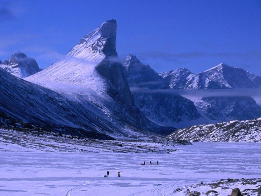 Baffin Island - Mt. Thor