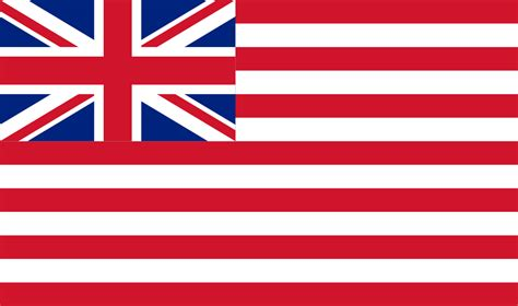 British East India Company Flag
