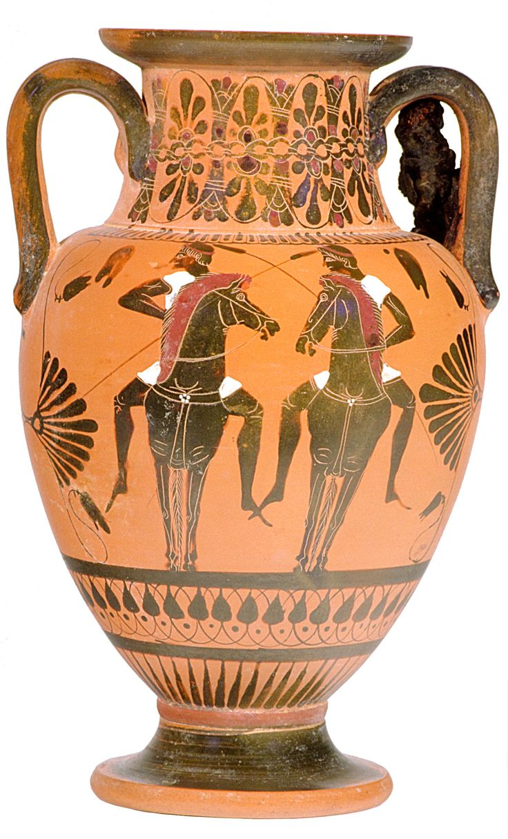 Greece - Ancient Pottery 5