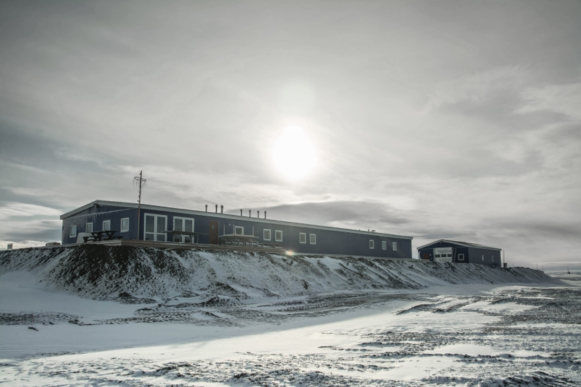 Greenland - Station Nord 1