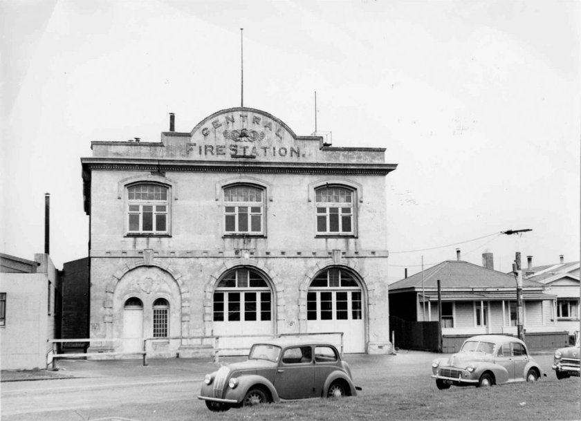 The Old Fire Station  https://westcoast.recollect.co.nz/nodes/view/28#idx35