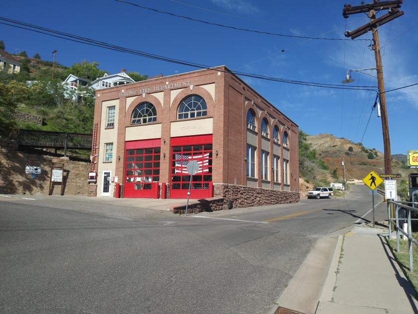 Jerome Fire Station