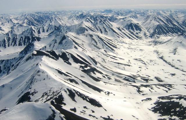 Koryak Mountains