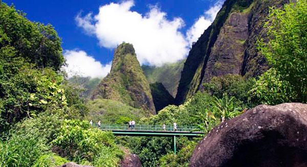 Maui - I'ao Valley State Park