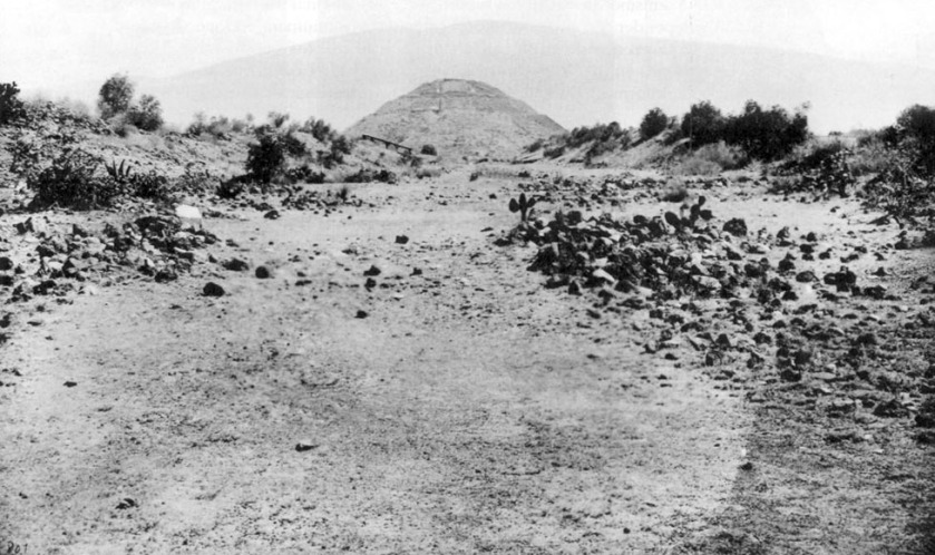 Mexico City - teotihuacan-1905 2