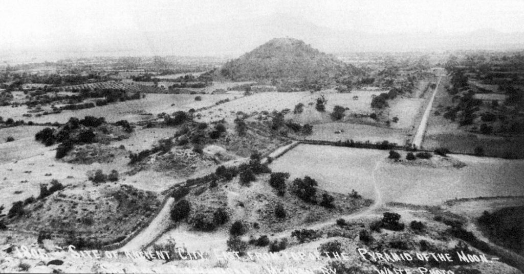 Mexico City - teotihuacan-1905