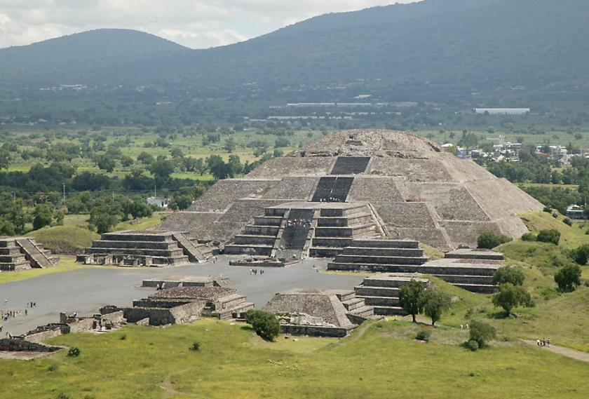 Mexico City - Teotihuacan