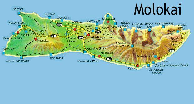 molokai-map