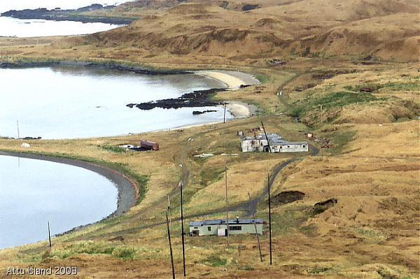 Near Islands - Attu USCG 1