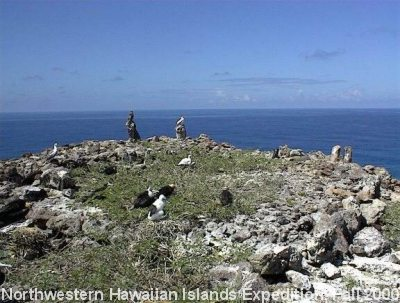 Necker Island Hawaii Shrine