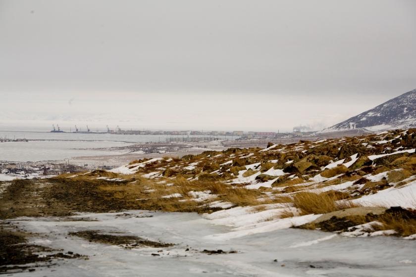 Pevek, Siberia