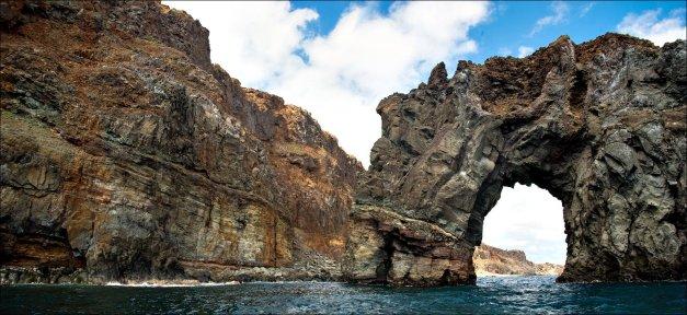 Revillagigedo - Isla Socorro Arch Cabo Pearce