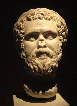 Septimus Severus Black Roman Emperor