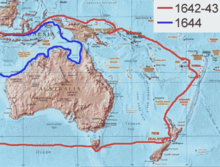 Voyages of Abel Tasman