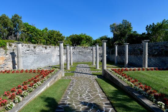 Hamilton, Bermuda - Fort Hamilton 1