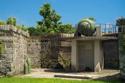 Hamilton, Bermuda - Fort Hamilton 5