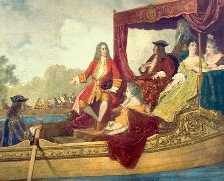 Handel's Water Music Premier