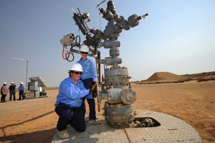 Natural Gas Well South Africa