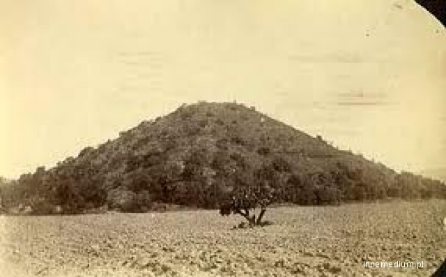 Mexico City - Teotihuacan 1832
